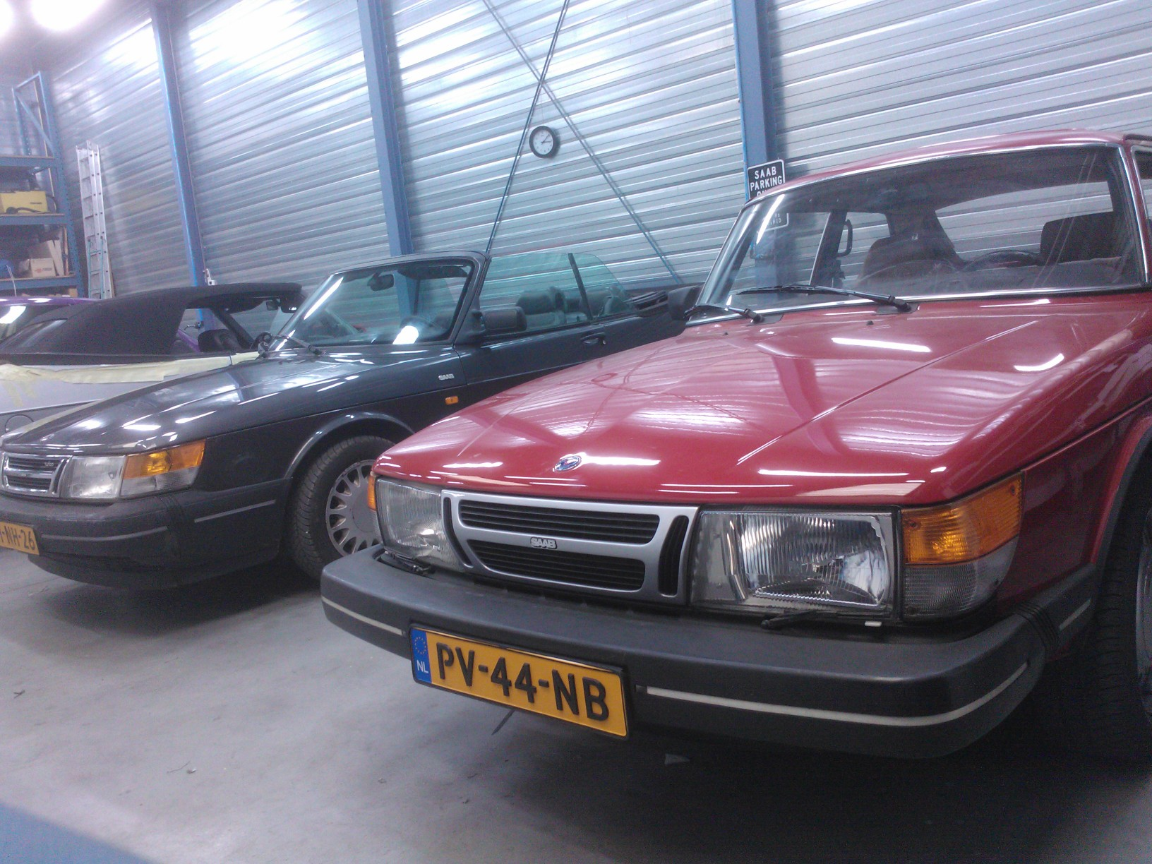 Saab specialist Apeldoorn, bekleding, interieur ǀ Lukkien Autobekleding